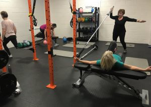 Unilateral Small Group Personal Training