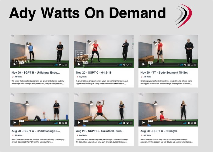 The Ads Watts on Demand Channel